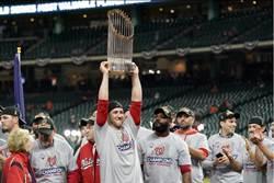 MLB》再等也無妨 國民隊球員不想在網路領冠軍戒