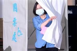 民進黨主委選舉今登場 蔡英文至孫氏宗祠快閃投票