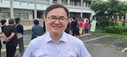 民進黨台東黨部主委  劉櫂豪、林俐選情激烈