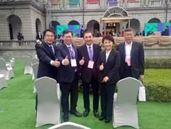 總統就職典禮這一幕...黃暐瀚:這才是台灣原來的樣子