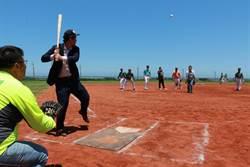 全台首座海景運動場 台中大安棒壘球場啟用