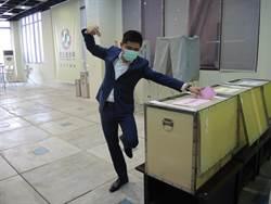 竹市超年輕黨部主委 35歲陳建名目標吸2000人入黨