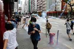 奔騰思潮:廖元豪》台灣可以反滲透,香港不行?