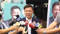 民進黨部主委選舉未防疫距離 國民黨批錯誤示範