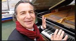 鋼琴水上飄 運河變身音樂廳