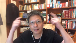 阿札爾坦承意外發音失誤 謝寒冰酸他:獲百分之一萬台灣價值