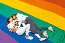 同婚周年 超過5成民眾認同