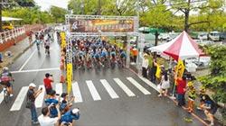 台南雙壩騎跡自行車賽 3人追撞受傷