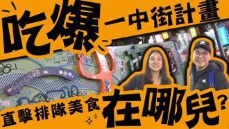 【玩FUN飯】吃爆一中街計畫 尋找人氣美食在哪兒?