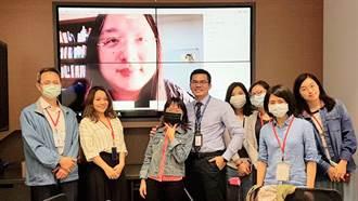 唐鳳與中市府視訊 分享數位治理經驗