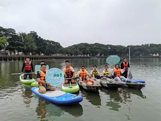 新冠疫情趨緩拚觀光 台南市水域遊憩體驗活動連辦10年