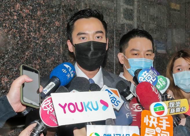 賴弘國與鍾欣潼14個月的短命婚,恐將走向終點。(圖/本報系資料照片)