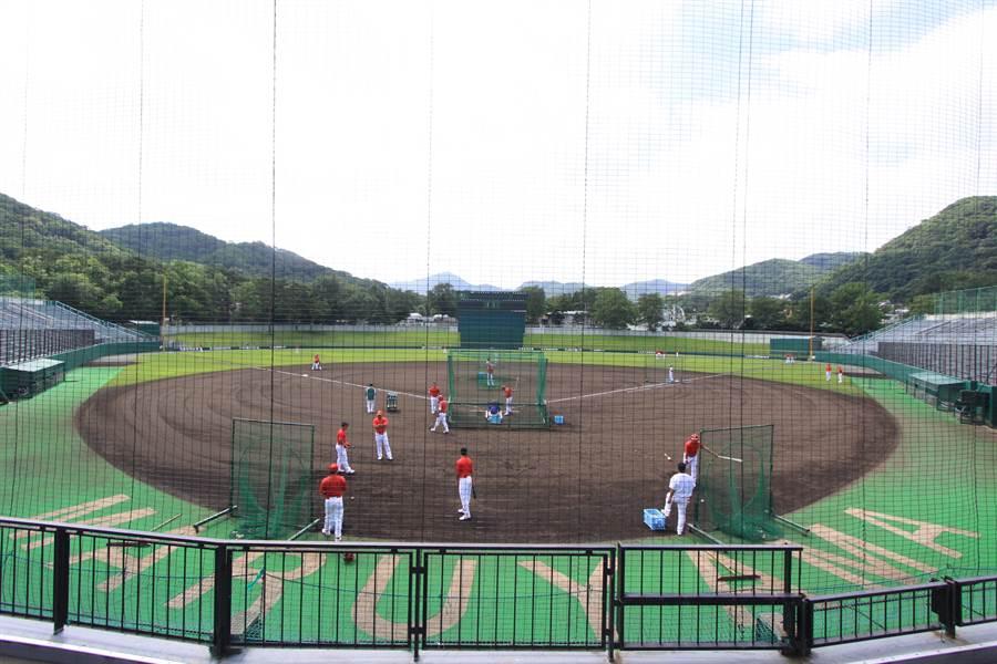 每年日本職棒下鄉比賽都被當地視為大事,圖為札幌圓山球場(示意圖)。(資料照/廖德修攝)