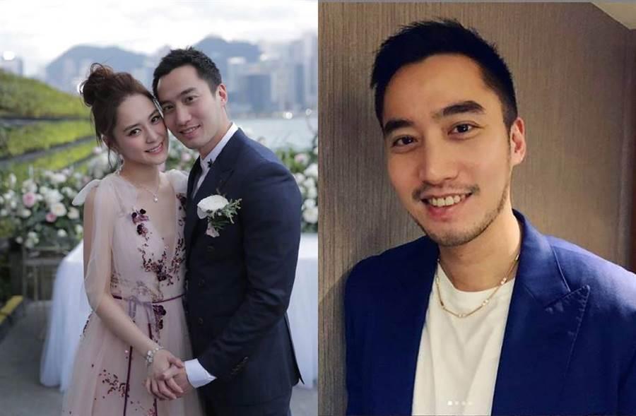 阿嬌與賴弘國已分居,兩人準備進入離婚階段。(圖/取材自阿嬌微博、賴弘國Instagram)