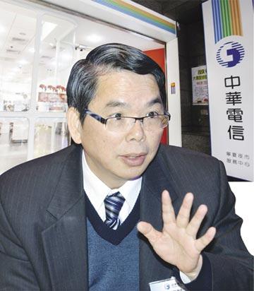 中華電5G戰將 林國豐功成身退