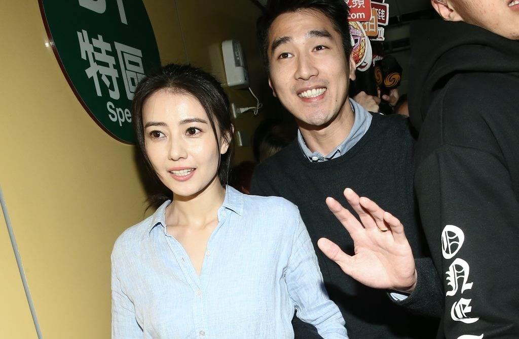 趙又廷、高圓圓結婚6年,仍像熱戀情侶甜蜜。(圖/中時資料照)