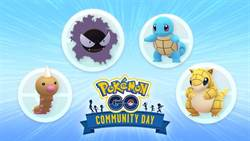 《Pokémon GO》6/7月社群日主角公布 獨角蟲與鬼斯雀屏中選