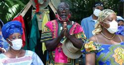巫毒教對抗疫情! 海地祭司以祕方治療確診患者