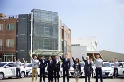 恩德科技訂製專屬車隊 與格上汽車租賃簽約