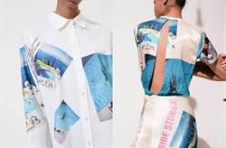 Maje 2020春夏Slim Aarons系列重現池畔派對的時尚奢華氣息