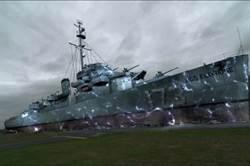 費城實驗:怪光鬼火籠罩整艘軍艦