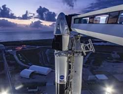 乘員飛龍最後綵排 太空船周三發射