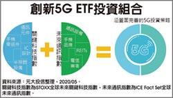 呼應總統就職演說 硬5G ETF登場