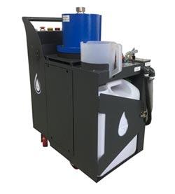 長泰油水分離機 每小時處理1噸廢水
