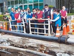 淡水防汛 3年花1億改善排水