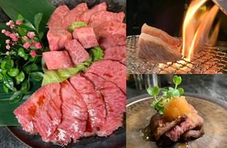 全台首創厚實感A5和牛牛排!4大部位激推生牛肉配秘醬燒肉霸氣吃
