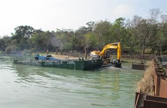 汛期致澄清湖水庫泥沙淤積 台水盼民眾節約用水