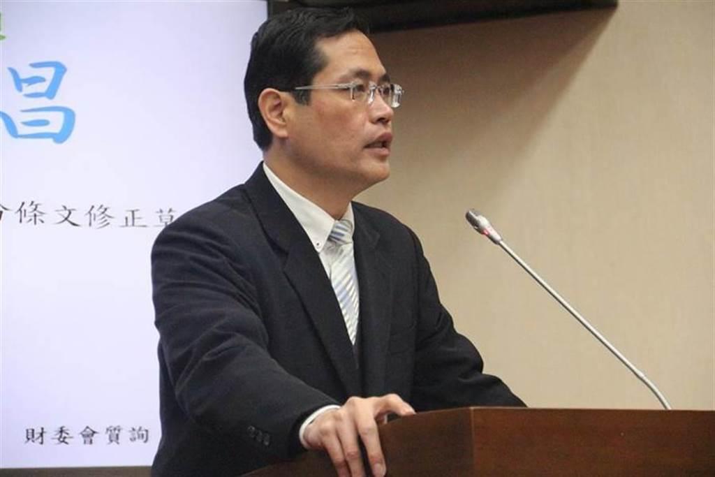 民進黨立委江永昌表示,建議政府振興券提早到 6月發放。(報系資料照)