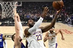 NBA》魔術強生:詹姆斯還有機會追趕喬丹