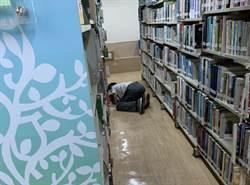宜蘭圖書館現偷拍狼  網頁設計師遭警方逮捕