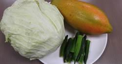 1/4機率!胃食道逆流恐致癌 3蔬果5原則顧性命
