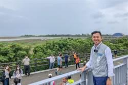 新竹紅樹林公園成17公里海岸線最美中繼站