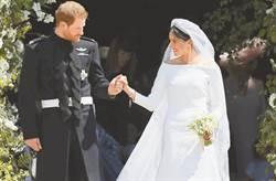 哈利砸錢寵梅根!結婚2周年送巨大戒指玫瑰花