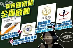 國民黨曝光五事例指控:國家機器全面追殺韓國瑜