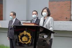 港版國安法將表決 總統府:我方不會放棄香港