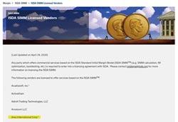 资通电脑获ISDA SIMMTM资格认证