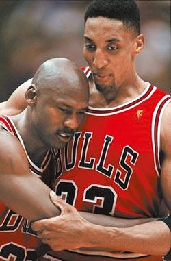 NBA》季後賽收視率榜前十 籃球之神喬丹入選6次