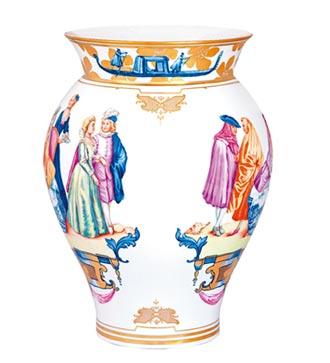 頂級瓷器 師法古典藝術