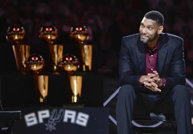 NBA》鄧肯:從不覺得喬丹有很厲害