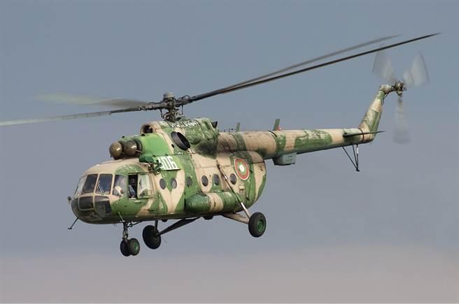 俄軍Mi-8直升機墜毀4人死亡  本月已摔3架