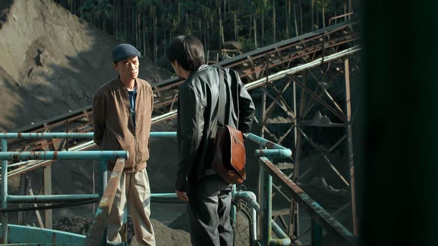 吳朋奉客串演出民視《鏡子森林》。(民視提供)
