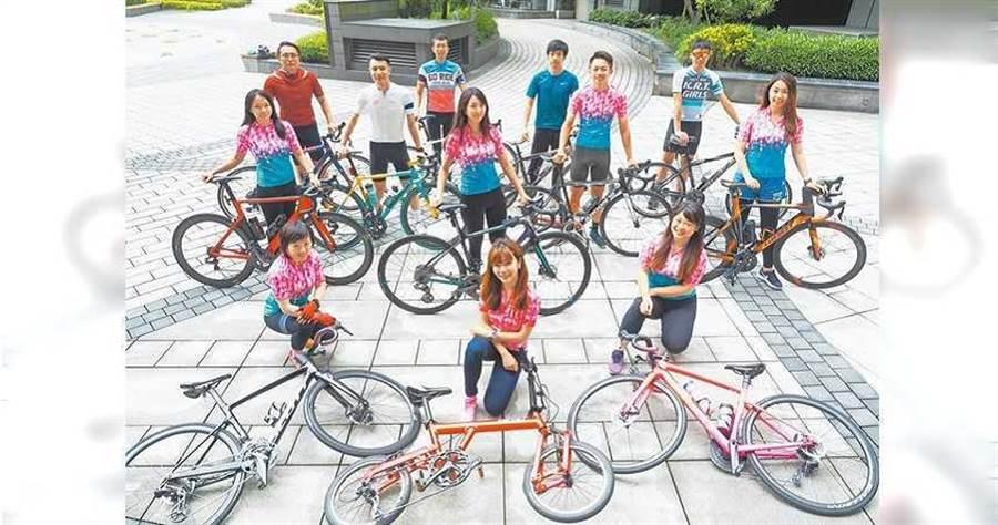 雄獅旅行社推出主題旅遊,由單車達人帶路騎車探險。(圖/雄獅旅行社提供)