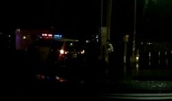 驚險瞬間》警攔檢自小客遭衝撞 現場開槍還擊