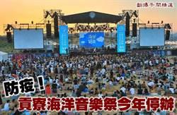 防疫!貢寮海洋音樂祭今年停辦