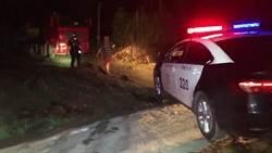 竹南警夜間巡邏護石虎 查獲偷倒廢棄物