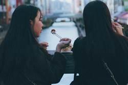 美媒:許多大陸人還不習慣聚餐用公筷